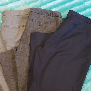 3 for the price of 1dress pants